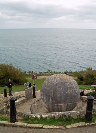 The Globe, Durlston Head, Dorset