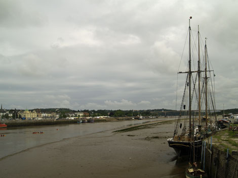 River Torridge, Bideford, North Devon