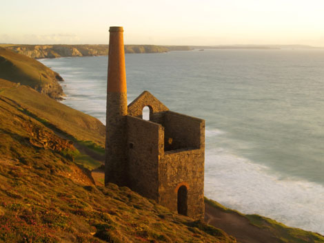 Engine house near St Agnes